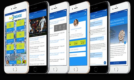customizable employee app design