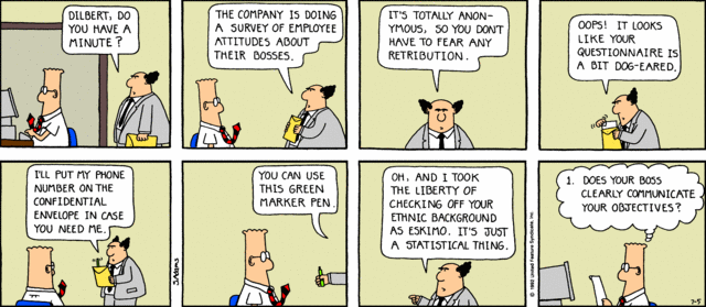 dilbert-asking-employee-for-survey-feedback