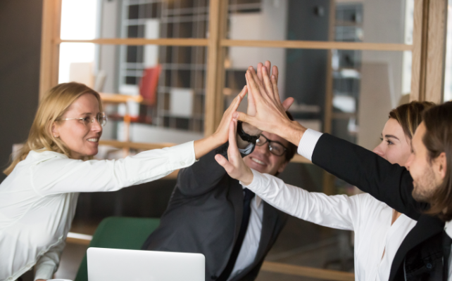 How employee engagement benefits your business