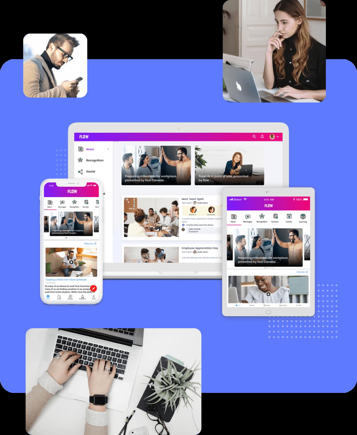 HubEngage - Employee Experience Platform