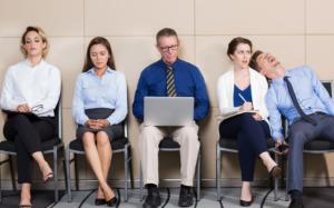Identify a disengaged employee