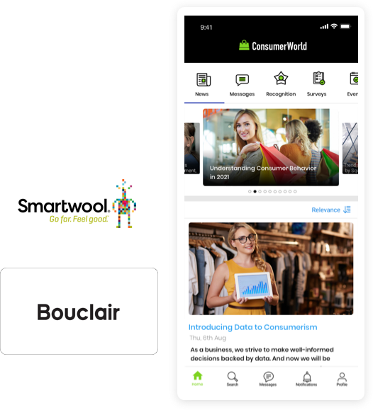 Employee Communications Platform for the Retail Industry