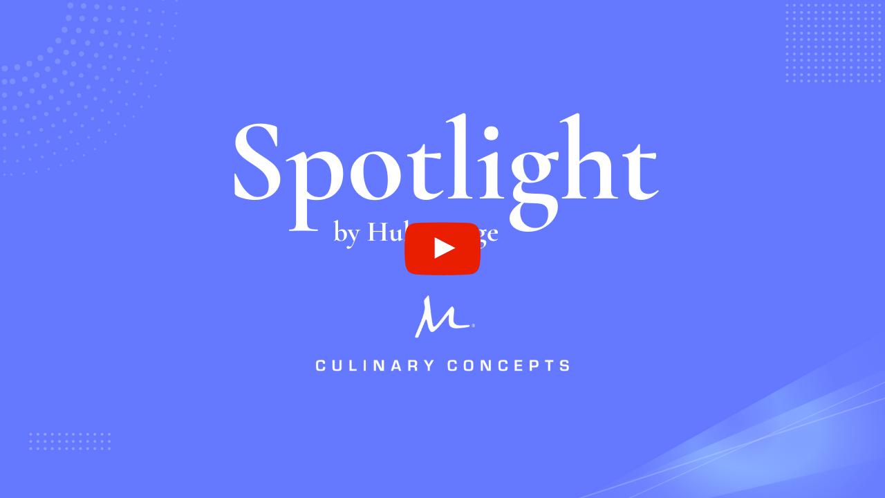m-culinary testimonial - HubEngage