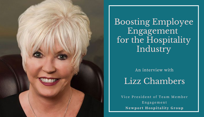 Boosting employee engagement for the hospitality industry