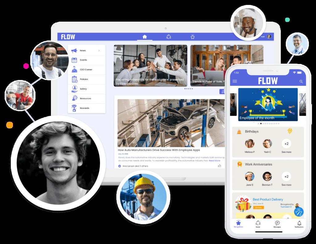 HubEngage Employee Engagement Platform