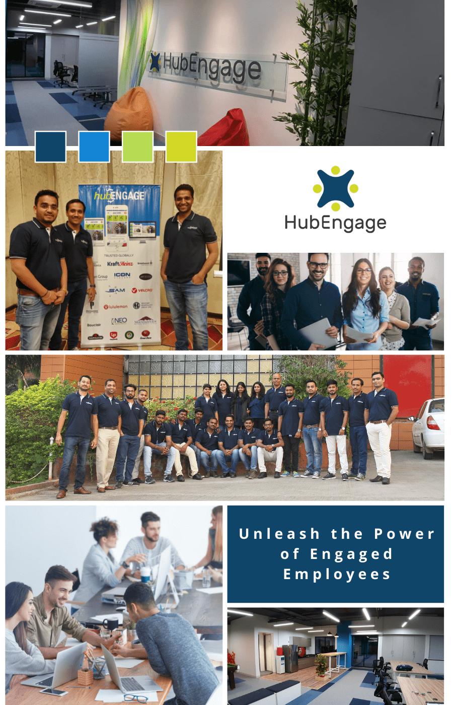 Working at HubEngage