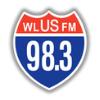 WLUS 98.3 FM logo