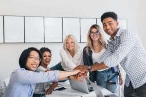 Employee engagement events and team building