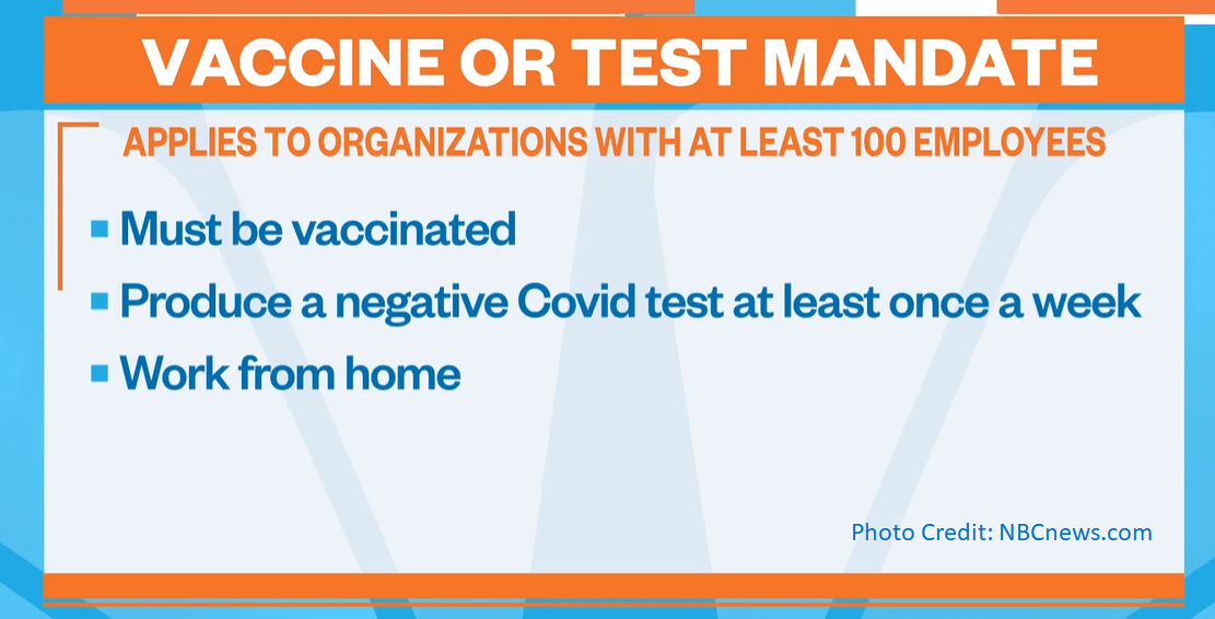 Employee Vaccine Mandate